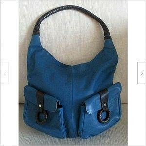 Christopher Kon Buttery Soft Leather Hobo Bag